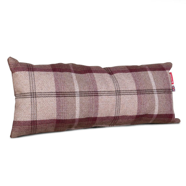 the-bailey-giant-memory-foam-pillow-for-on-dog-beds-tartan-mulberry_1