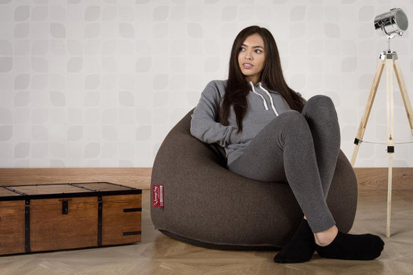 Classic-Bean-Bag-Chair-Interalli-Wool-Gray_2