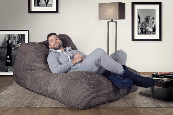 Double-Day-Bed-Bean-Bag-Cord-Graphite-Gray_2