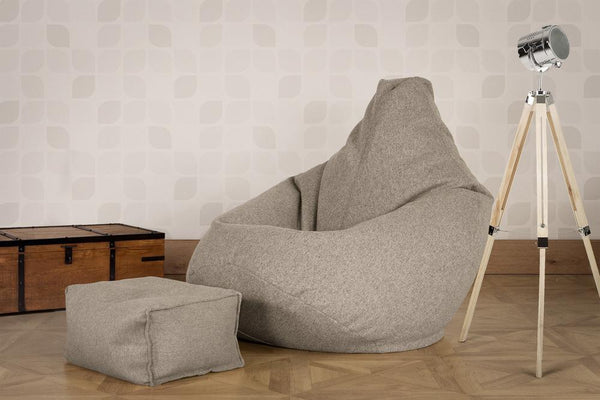 Highback-Bean-Bag-Chair-Interalli-Wool-Silver_2