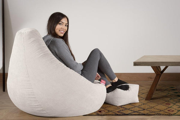 Highback-Bean-Bag-Chair-Pinstripe-Stone_2