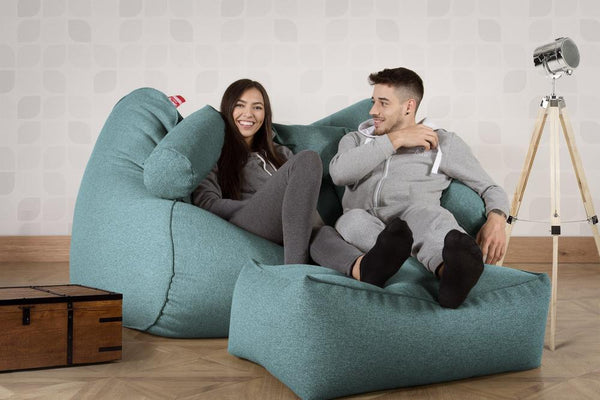 Huge-Bean-Bag-Sofa-Interalli-Wool-Aqua_2