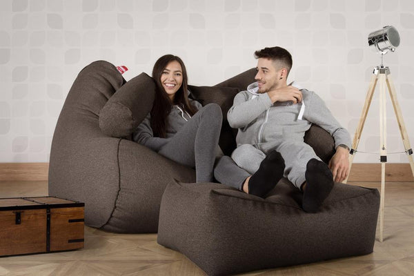 Huge-Bean-Bag-Sofa-Interalli-Wool-Gray_2