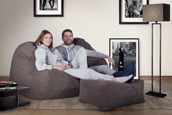 Huge-Bean-Bag-Sofa-Cord-Graphite-Gray_2