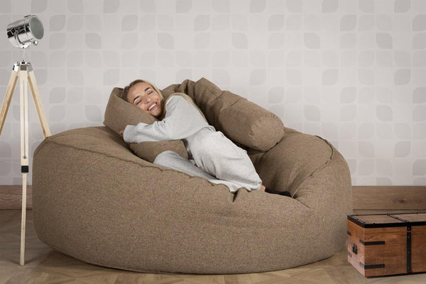 Mega-Mammoth-Bean-Bag-Sofa-Interalli-Wool-Biscuit_2