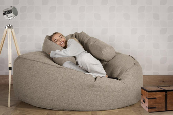 Mega-Mammoth-Bean-Bag-Sofa-Interalli-Wool-Silver_2