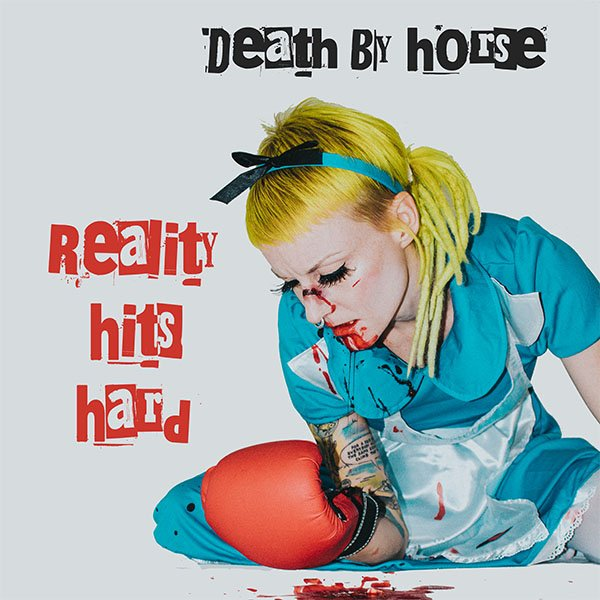 Death By Horse - Reality Hits Hard (Cd pappficka)