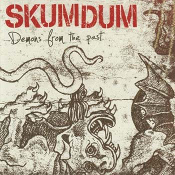 Skumdum - Demons from the past (CD-album)