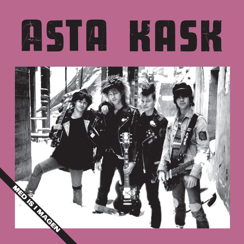 Asta Kask - Med is i magen (12