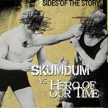 SKumdum / Hero of our time (CD-Album)