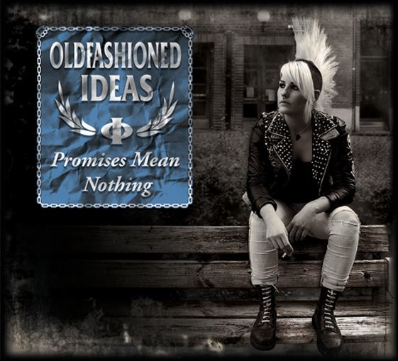 Oldfashioned ideas - Promises mean nothing (CD-Album)