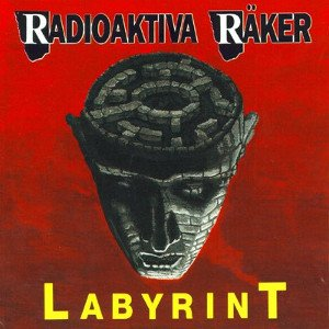 Radioaktiva Räker - Labyrint (CD)