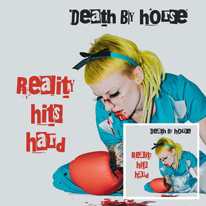 "Death By Horse - Reality Hits Hard (12"" vinyl)"