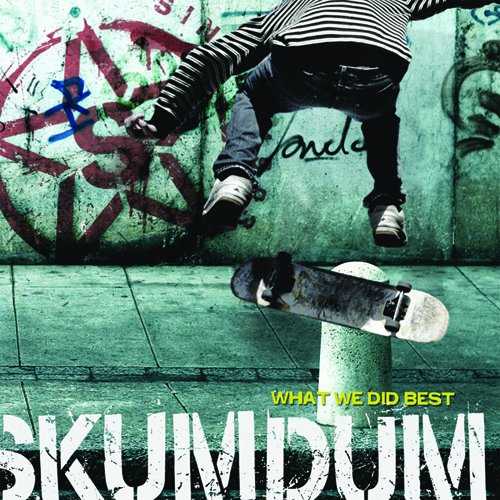 Skumdum - What we did best (CD-album)