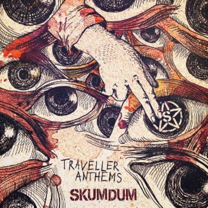 Skumdum - Traveller anthem (CD-Album)