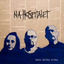 "Load image into Gallery viewer, Pastoratet / N:a Hospitalet - Bara skiten avtar (12"" vinyl)"