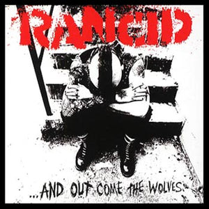 "Rancid - .. and out come the wolves (12"" vinyl)"