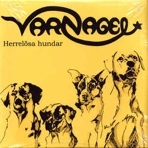 Varnagel - Herrelösa hundar (CD-album)