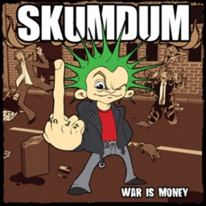 Skumdum - War is money (Mini CD)