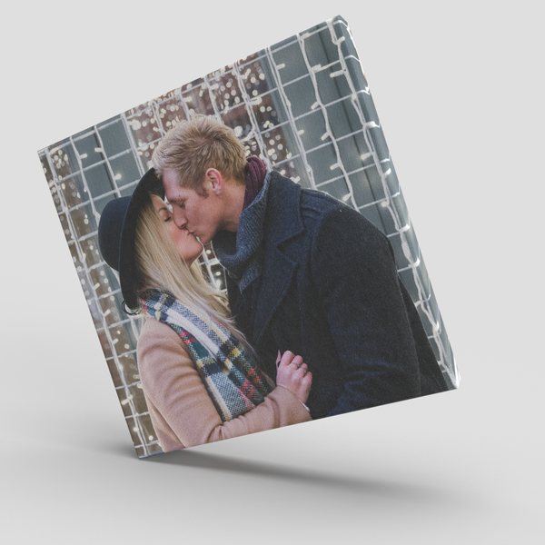 Personalised Photo Canvas 12x12