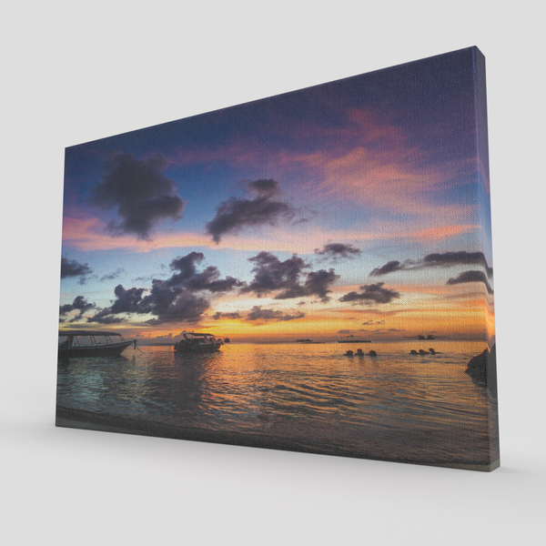 Personalised Photo Canvas 30x20