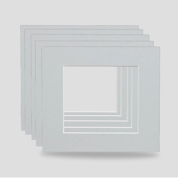 6x6 Picture Frame Mounts for 4x4 Photo