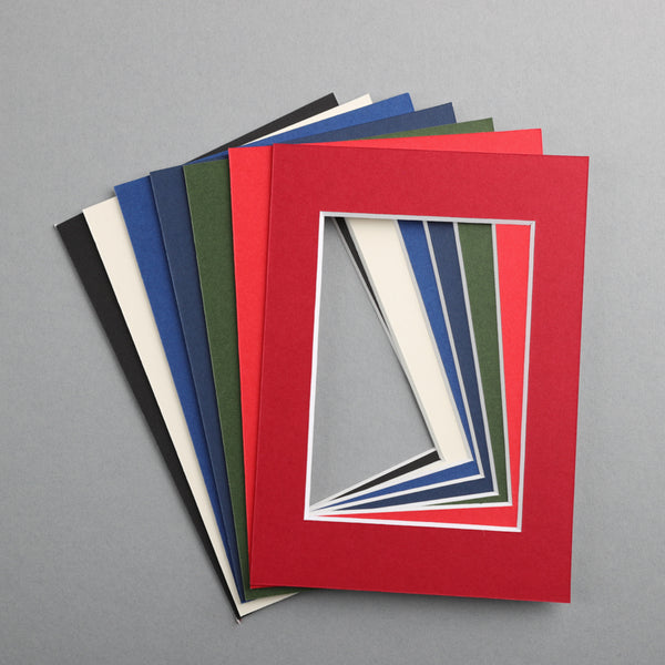 20x16 Picture Mount with (6) 5x4 Pictures