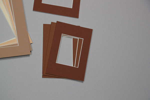 Trade Pack - Various Shades of Brown