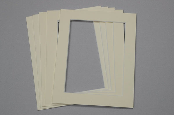 Trade Pack - Arqadia Ivory Powder 10x8 for 8x6 - Pack of 5