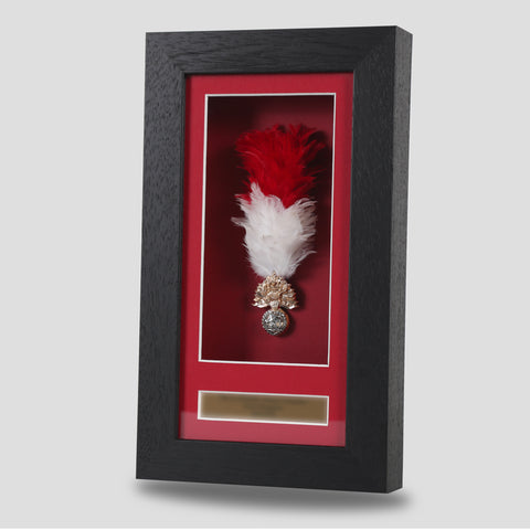 Fusiliers Hackle Frame