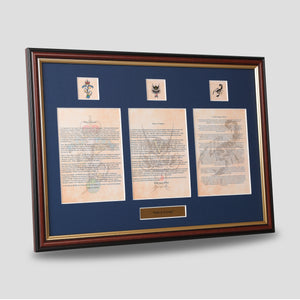 1 Field Company REME - The History Frame