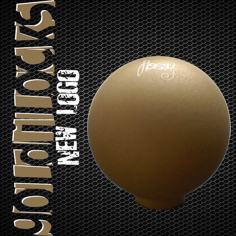 Gold-E-locks Shift Knob