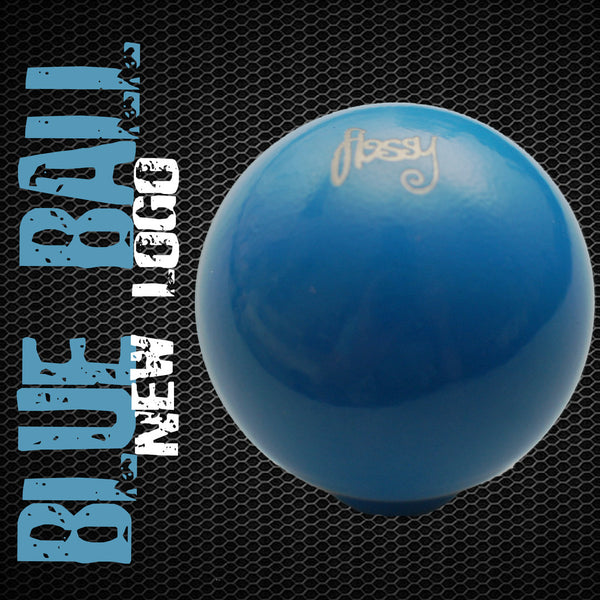 Blue Ball Shift Knob