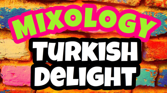CONCENTRATE TURKISH DELIGHT 15ML