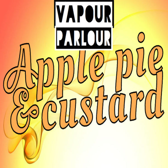 APPLE PIE AND CUSTARD 30ML ELIQUID