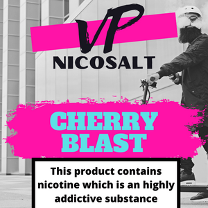 Cherry Blast Nicosalt 10ml  20mg