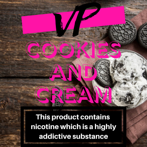 COOKIES AND CREAM 100ML ELIQUID