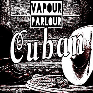 CUBAN 30ML ELIQUID