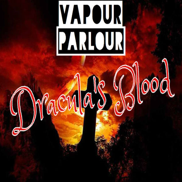 DRACULA'S BLOOD 100ML ELIQUID
