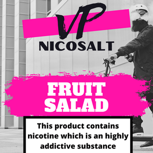 Fruit Salad Nicosalt 10ml  10mg