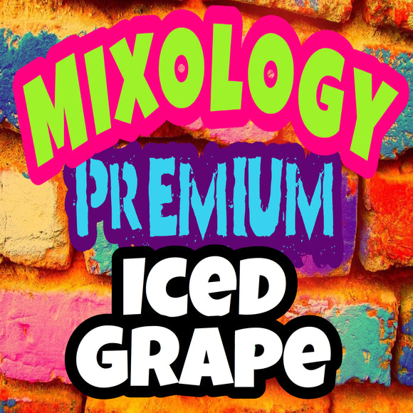 CONCENTRATE ICED GRAPE 15ML