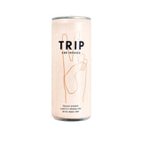 24 x TRIP 15mg CBD Infused Peach & Ginger Drink 250ml