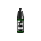 CBD Asylum 500mg CBD E-liquid Unflavoured Shot 10ml