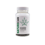 Naturecan 1000mg CBD Activated Charcoal Capsules - 90 Caps