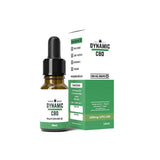 Dynamic CBD 10% 1000mg CBD Organic Hemp Seed Oil 10ml