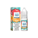 20mg Sqzd On Ice 10ml Nic Salts (50VG/50PG)