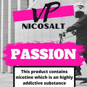 Passion Nicosalt 10ml 10mg