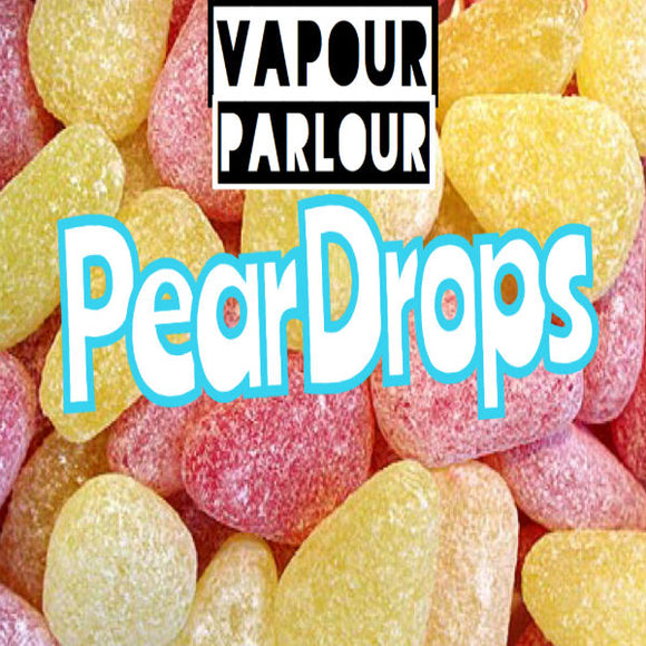 PEAR DROPS 30ML ELIQUID