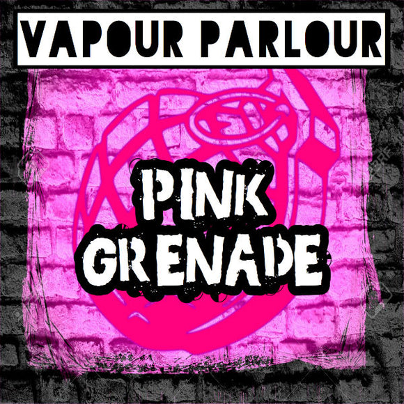 PINK GRENADE 30ML ELIQUID