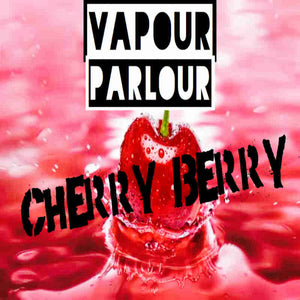 Created due to the demand of a naturally tasting cherry E-liquid we blended the best cherry concentrate we could find with a secret sweet berry to slightly tone down the sourness of the ripe cherry resulting in this amazing Fruity concoction
